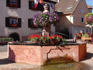 La Fontaine du Stockbrunna