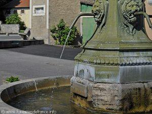La Fontaine Place Haroy