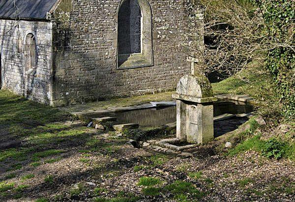 La Fontaine de la Chapelle Saint-Roch