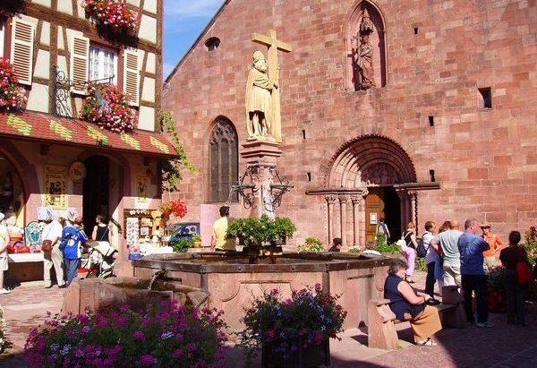 La Fontaine Constantin