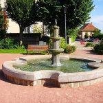 La Fontaine du Tribunal d'Instance