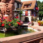 La Fontaine Place du Lieutenant Dutilh