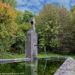 La Fontaine de 1911 à Mazayes-Haute