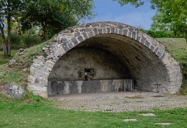 La Fontaine Couverte de Berzet