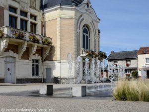 Les Fontaines Sèches de la Mairie