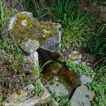 La Fontaine Saint-Pierre à Servel