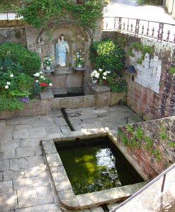 La Fontaine N-D du Roncier