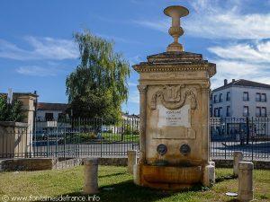 La Fontaine du Thouron