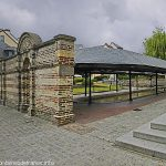La Fontaine Lavoir Place Porte de Rouen