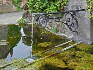 La Fontaine route de la Chaise-Dieu