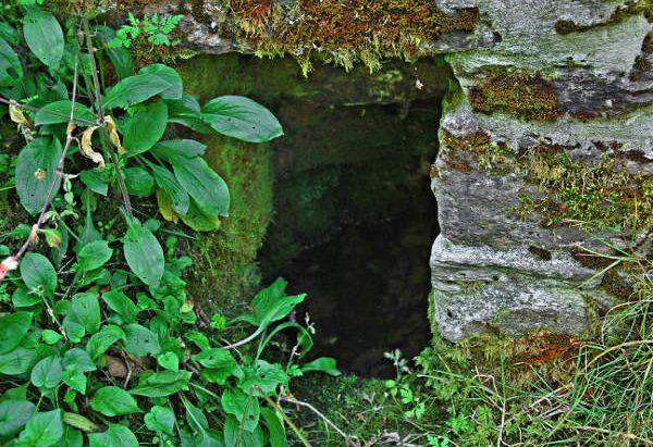 La Fontaine de Dévotion Saint-Roch