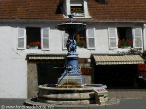 La Fontaine des Anges