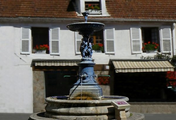 La Fontaine des Anges