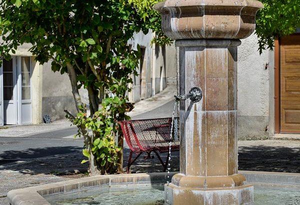 La Fontaine Place du Docteur Veaux