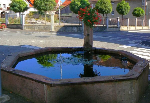 La Fontaine de Gohr