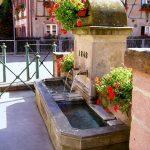 La Fontaine le Dorfbrunne