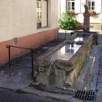 La Fontaine de Bärebrunne