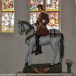 Statue équestre de St-Gengoult ou Gendulphe
