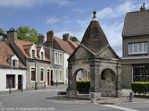 La Fontaine Saint-Antoine