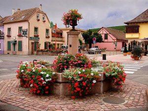 La Fontaine de la Basse Porte