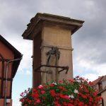 La Fontaine rue Clémenceau