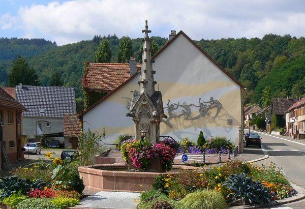 La Fontaine du Haut-Bout