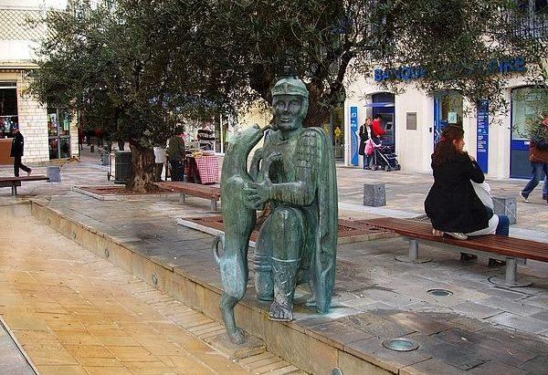 La Fontaine du Légionnaire