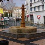 La Fontaine des Trois Pigeons