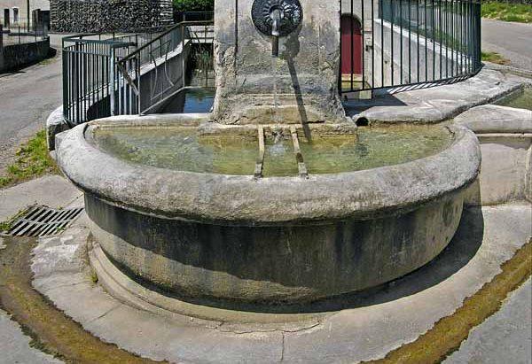 La Fontaine du Lavoir du Haidot