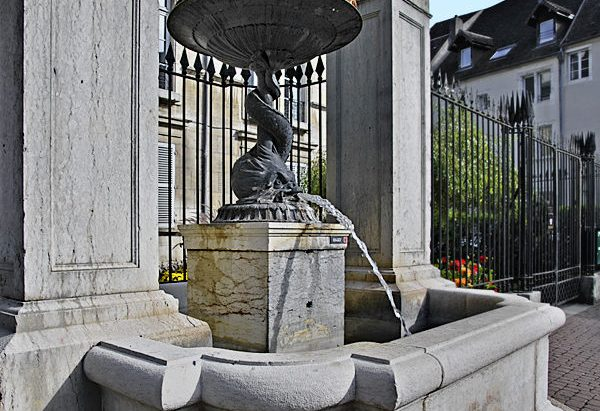 La Fontaine au Dauphin