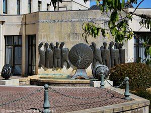 La Fontaine Place de l'Europe