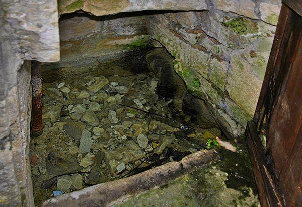 La Fontaine Lavoir du Moulin Neuf