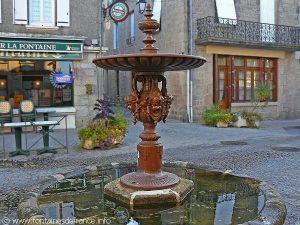 La Fontaine rue Henri Chapoulie