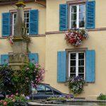 La Fontaine rue Monseigneur Stumpf