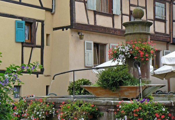 La Fontaine Grande Rue
