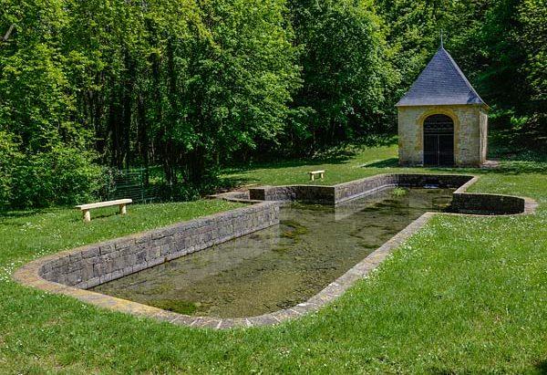 La Fontaine Saint-Roger