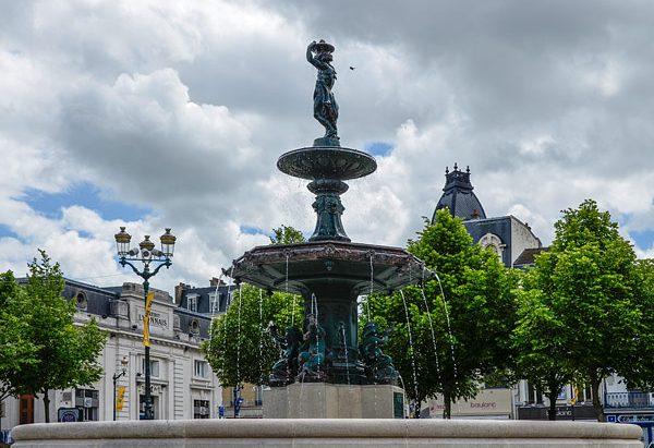 La Fontaine Legée-Laherte