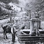 La Fontaine en 1933