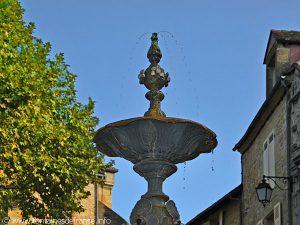 La Fontaine Bugeaud
