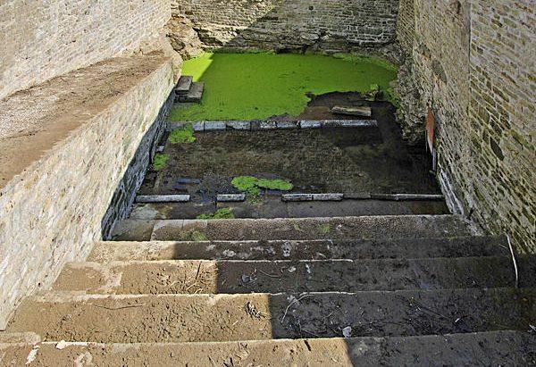 Fontaine Lavoir du Breuil