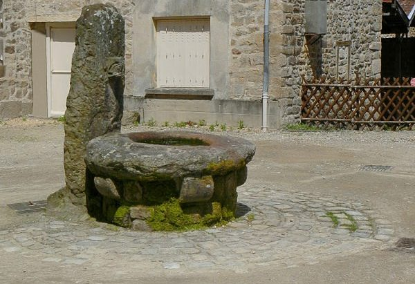 La Fontaine Place des Coopérateurs