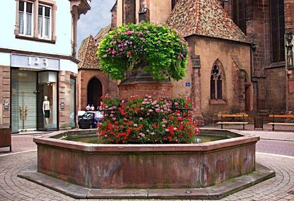 La Fontaine Saint-Georges