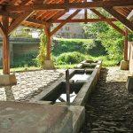 La Fontaine-Lavoir Hirtenbrunnen