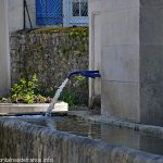La Fontaine rue de la Maix