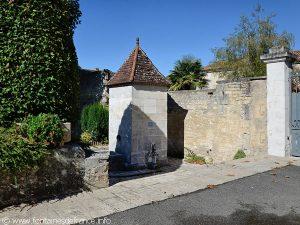 La Fontaine du Grand Puits