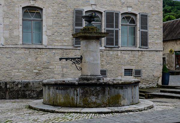 La Fontaine du Musée Courbet