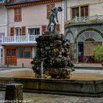 """La Fontaine du """"Pêcheur de Chavots"""""""