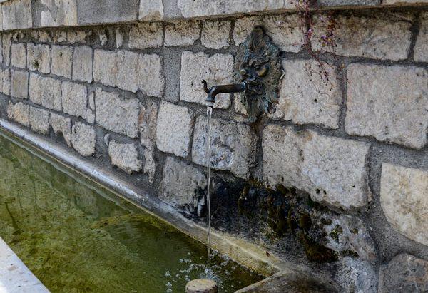 La Fontaine Quartier du Colonel J.F.Oudot
