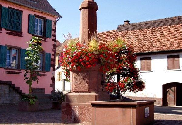 La Fontaine Lindeburne