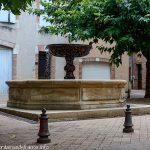 La Fontaine Place du Patus Crémat
